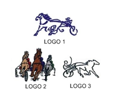 custom stable wear horse logos