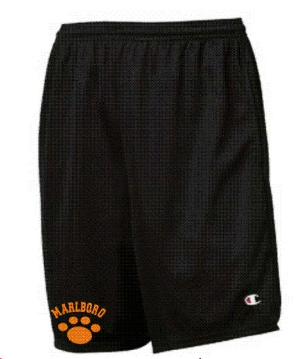 PANTHERS MESH SHORTS