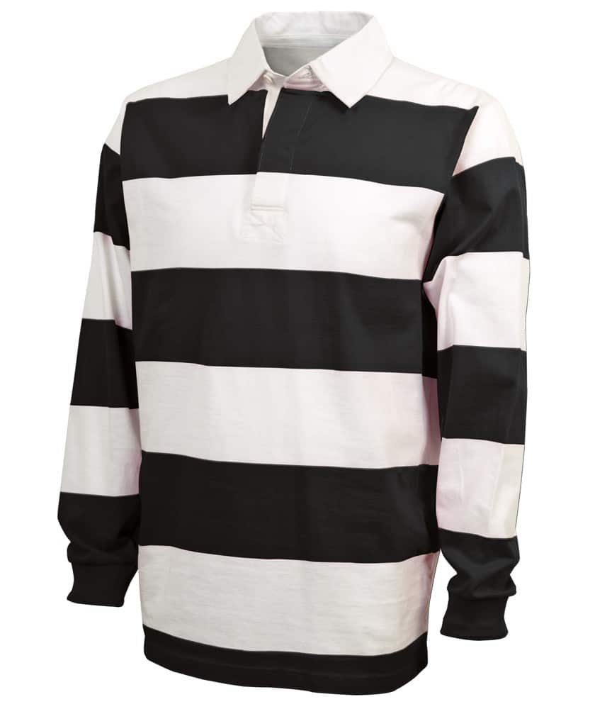EMBROIDERED RUGBY SHIRT
