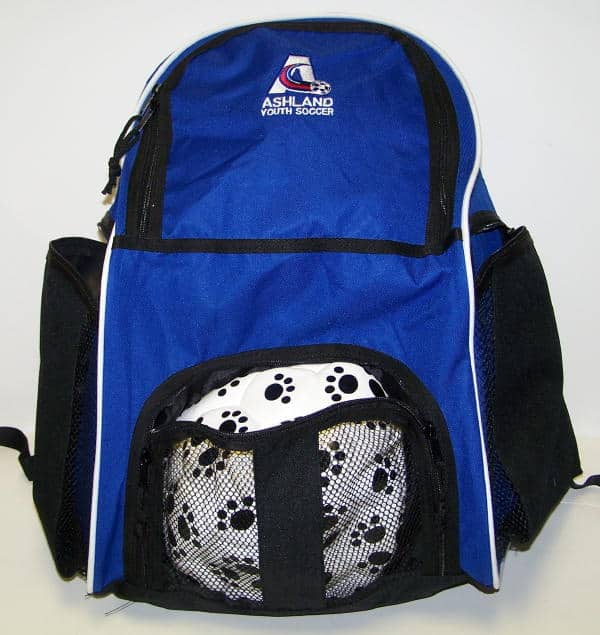 ASHLAND SOCCER BALL BAG