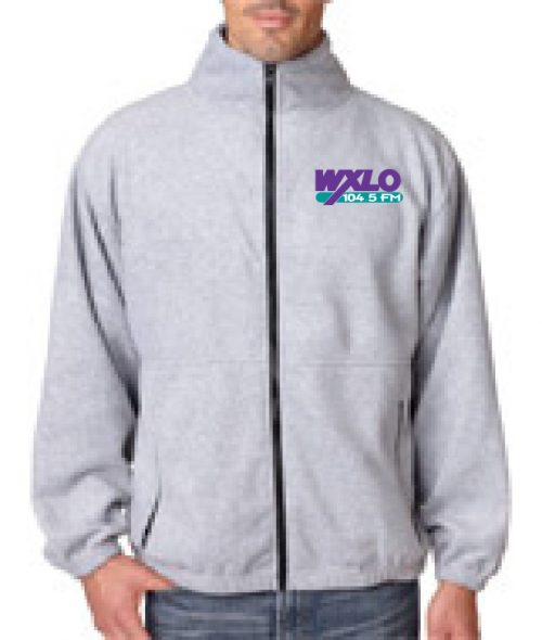 MENS FULL ZIP FLEECE