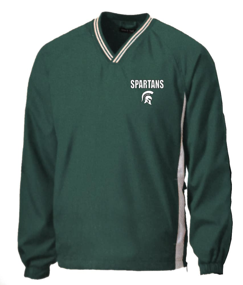SPARTANS WINDSHIRT