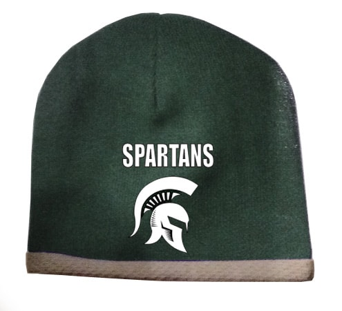 SPARTANS KNIT HAT