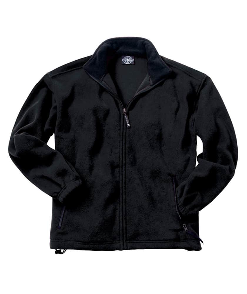 EMBROIDERED ADULT & YOUTH FLEECE FULL ZIP