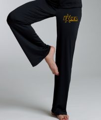 HEAT PRESSED LADIES FITNESS PANTS