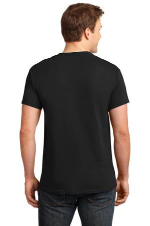 black t shirt model back - photo #12